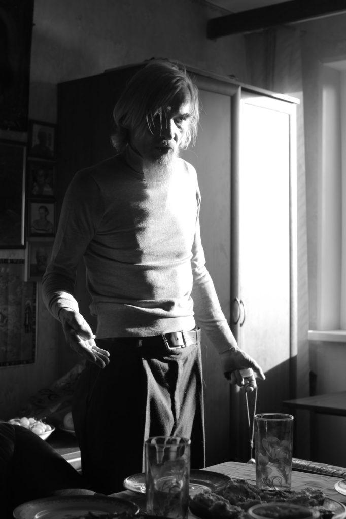 Dmitriev, black & white