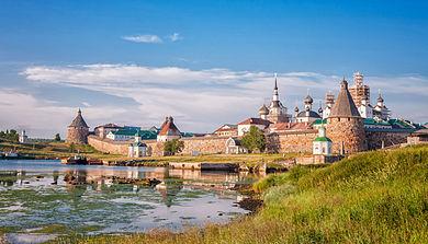 Solovetsky Monastery, 2013