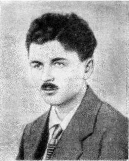 Paniv, Andriy - 1899-1937