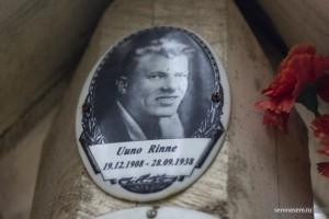 Unno Rinne plaque, Oct 30