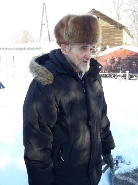 Dmitriev arrives for Feb 2018 hearing