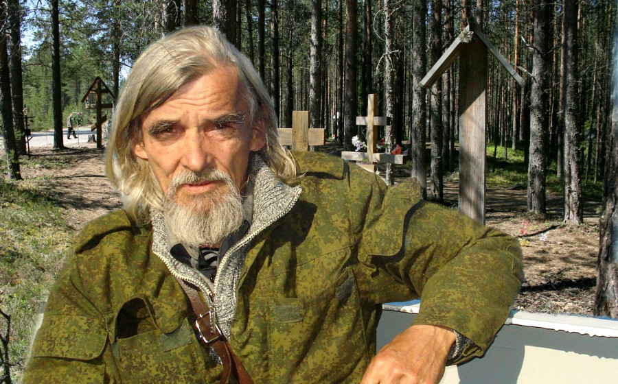 Dmitriev at Krasny Bor