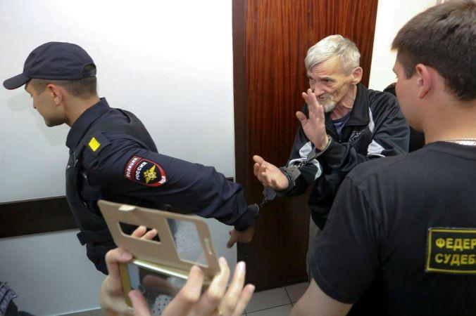 Dmitriev rearrested